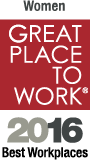 Women Great Place to Work 2016